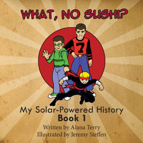 What, No Sushi? audiobook cover art