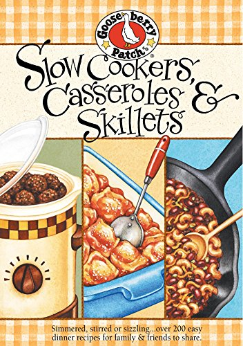 Slow Cookers Casseroles & Skillets (English Edition)