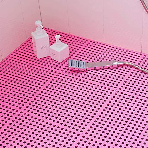 浴室マット 浴槽マット お風呂マット 滑り止めマット お風呂マット 滑り止めマット 浴室マット 浴槽マ カビ防止 バスマット 洗い場マット 赤ちゃん お年寄り 転倒防止 介護用品 匂いなし ピンク