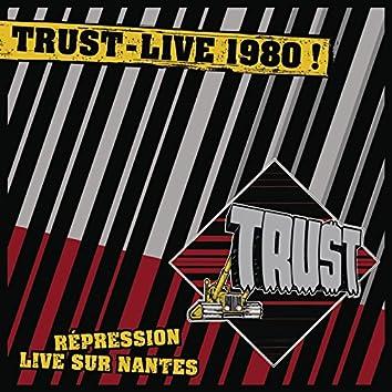 Live Repression Nantes 1980