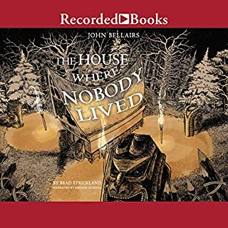 The House Where Nobody Lived audiobook cover art