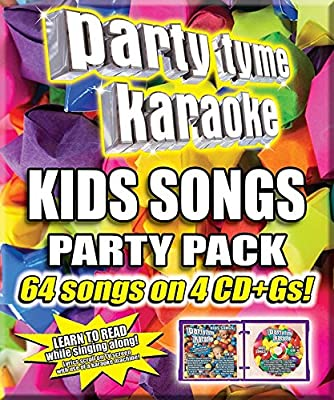 Kids Song Party Pack