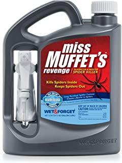 WET & FORGET Miss Muffet's Revenge Spider Killer