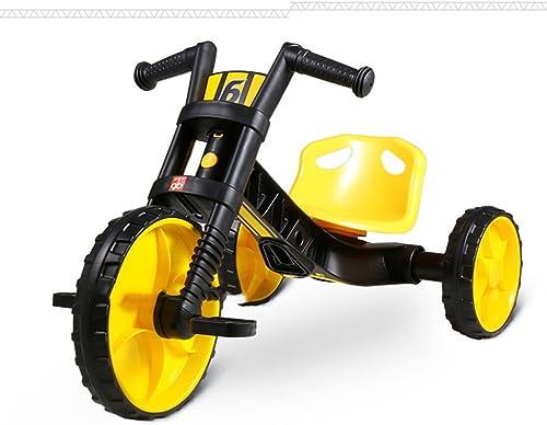 liquidación hasta el 70% Guo shop- Niño Niño Niño triciclo mano empuje pequeño triciclo bicicleta multifunción coche de juguete Walker 1-3-6 años de edad Niño bebé bicicleta bicicletas para Niños  perfecto