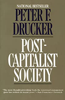 post capitalist society peter drucker