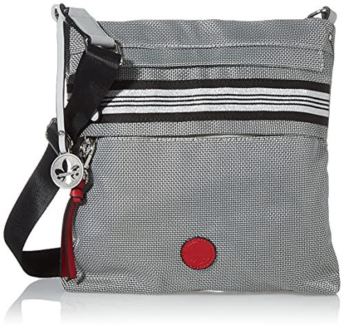 Rieker Damen H1019 Handtasche, Weiss, 270x24x280