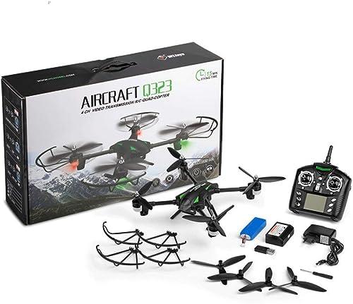 AXJJ Drohne 720P HD Kamera FPV Live Video 2,4 GHz RC Quadcopter Hubschrauber Headless-Modus