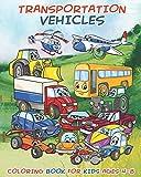 Transportation Vehicles: Colorin...