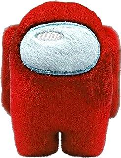 Among Us plysch 10 cm djur plyschdjur leksak hem bil dekoration Cartoon spel plyschdjur leksak leksaksfigurer docka för ba...