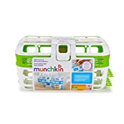 Munchkin High Capacity Dishwasher Basket, Assorted Colors