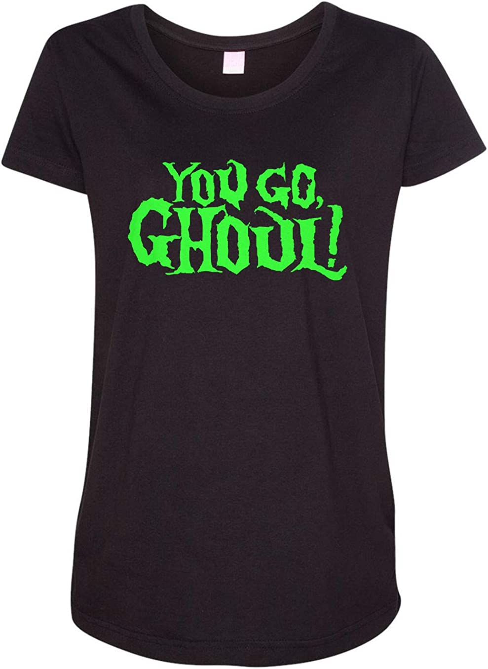 HARD EDGE DESIGN Women's Go You T-Shirt lowest price Ghoul Max 43% OFF