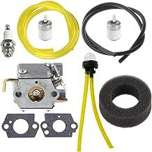 HIPA 753-04333 Carburetor Air Filter Tune-Up Kit for MTD Ryobi 704rVP 705r 720r 725r 750r 280 280r 310BVR 410r 600r 700r 704r 765r 766r 767r 775r 790r Trimmer Brushcutter