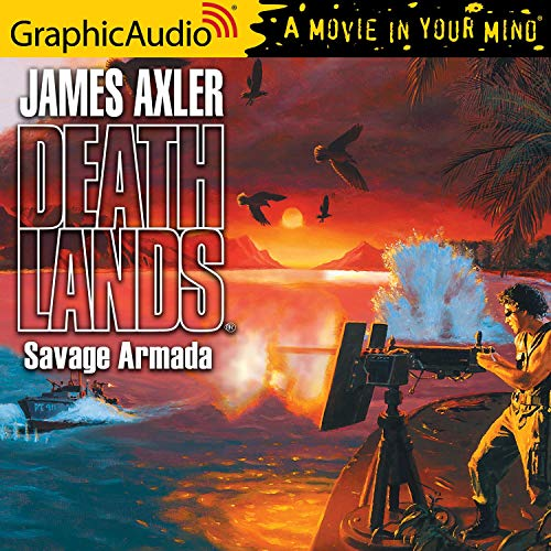 Savage Armada  By  cover art