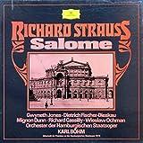 Strauss: Salome (Gesamtaufnahme - Mitschnitt der Premiere an der Hamburgischen Staatsoper 1970) [Vinyl Schallplatte] [2 LP Box-Set]