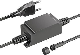ledscom.de 12W LED-voeding voor IP44-connectorsysteem DOP 12V DC