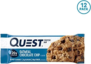 Best quest nutrition questbar protein bar chocolate chip cookie dough Reviews