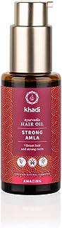 Khadi Bio - nuovo olio rinforzante - Strong Amla 50 ml