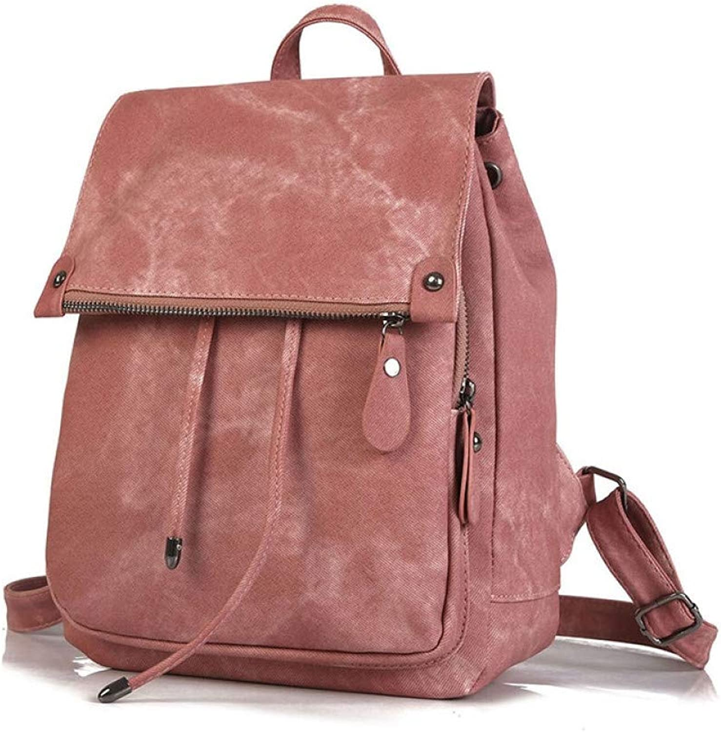 VITANB Candy color Style Rucksack for Teenage Girls Fashion Pu Leather Backpack Women Backpack
