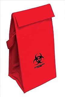 Hopkins Medical Products Ho539656 Biohazardous Transport Insulated Bag, Each,Hopkins Medical Products - Each 1