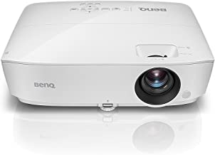 BenQ MS524AE 1080p Supported SVGA 3300 Lumens HDMI Vibrant DLP Color Projector for Home and Office