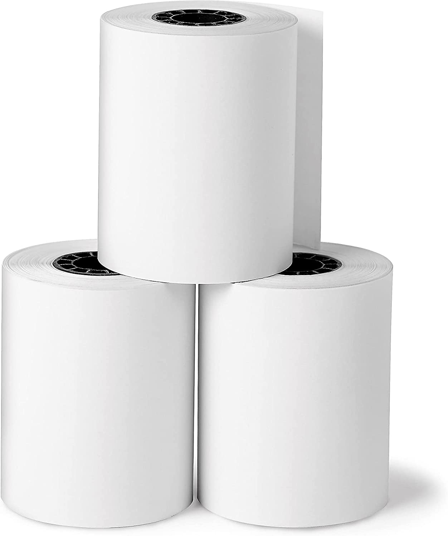 MyOfficeInnovations mart 472872 Thermal Paper Rolls 85- 4-inch trend rank 2-1 x