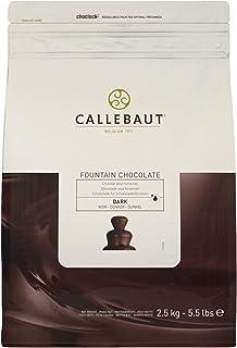 Callebaut Chocolate Oscuro para Fuentes 2.5 kg