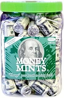 Money Mints 100ct