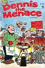 Dennis the Menace (Fawcett) #118 VG ; Fawcett comic book