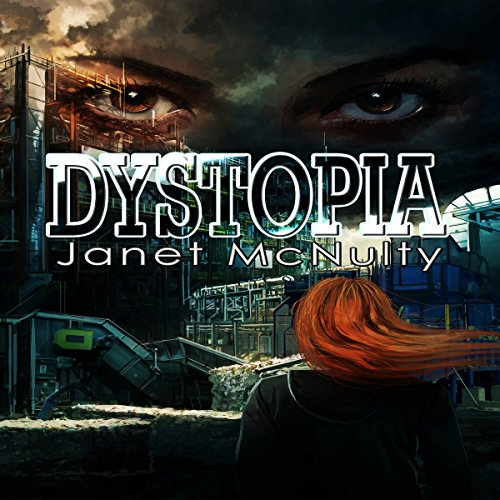 Dystopia audiobook cover art