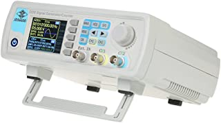 Signal Generator, KKmoon 40MHz Function Signal Generator Dual-Channel DDS Arbitrary Waveform Pulse Signal Generator 1Hz-100MHz Frequency Meter