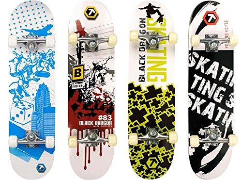 Black Dragon Skateboard 31