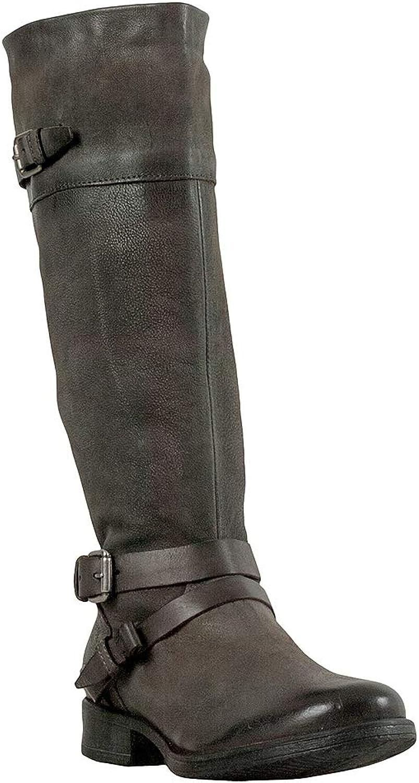 Miz Mooz Women's Nashua Tall Boots in Black