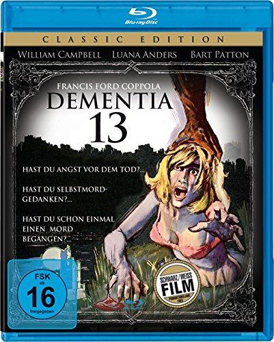 Francis Ford Coppola: Dementia 13 (Blu-ray) [Francia] [DVD]