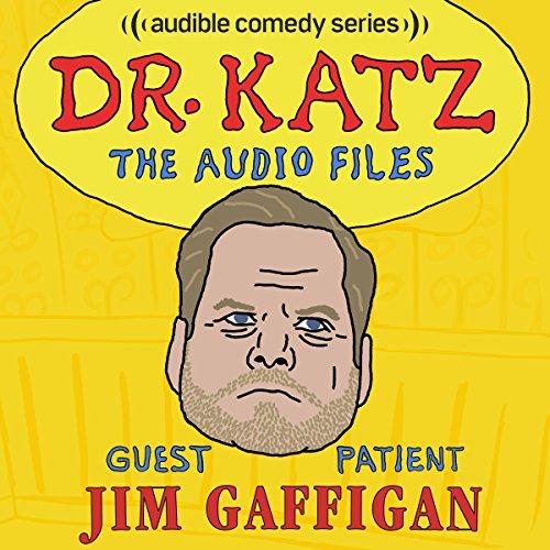 Ep. 15: Jim Gaffigan (Dr. Katz: The Audio Files) audiobook cover art