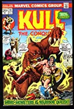 Kull The Conqueror (Marvel Comic #10) September 1973