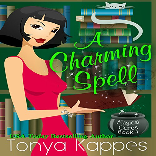 A Charming Spell audiobook cover art