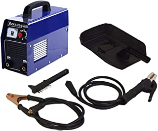 Zinniaya Digital Display DC Inverter ARC Welder 220V IGBT PWM Portable Welding Machine 20-120A Para el hogar DIY Reparación ZX7-200