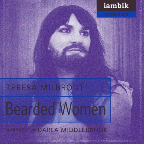 Bearded Women audiobook cover art