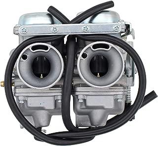 MOTOKU Carburetor Dual Carb Assembly for Honda CMX250 Rebel 250 CMX250C
