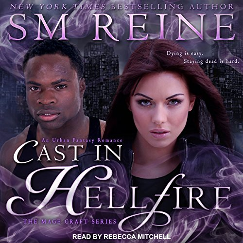 Cast in Hellfire cover art