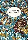 Poesía completa par Brontë