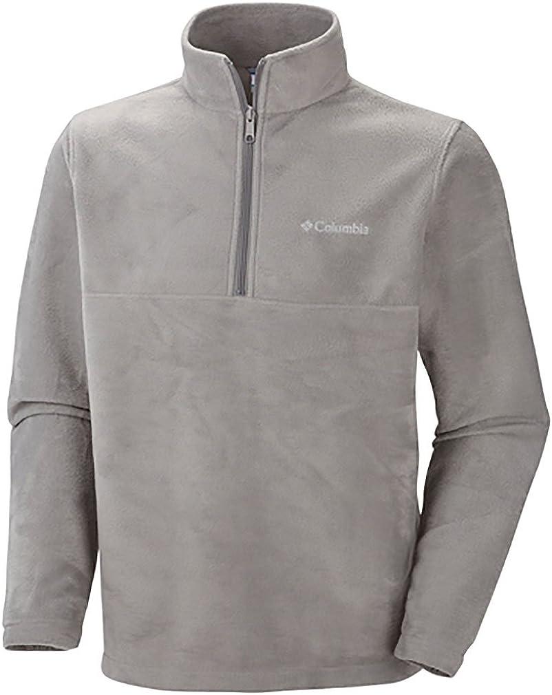 New Shipping Free Shipping Columbia Sportswear Men's Nippon regular agency Dotswarm Zip Half Jacket