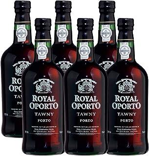 Portwein Royal Oporto Tawny - Dessertwein - 6 Flaschen