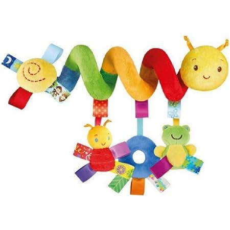 MoonFlower (ムーンフラワー) ベビー ベッド ハンギング メリー 赤ちゃん ジム ベビーカー ベビー用おもちゃ ガラガラ 知育玩具 プレゼント (1)