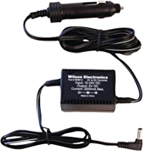 WILSON ELECTRONICS 859913 AC/DC 6-Volt Dual-Band Wireless Signal Boosters Power Supply