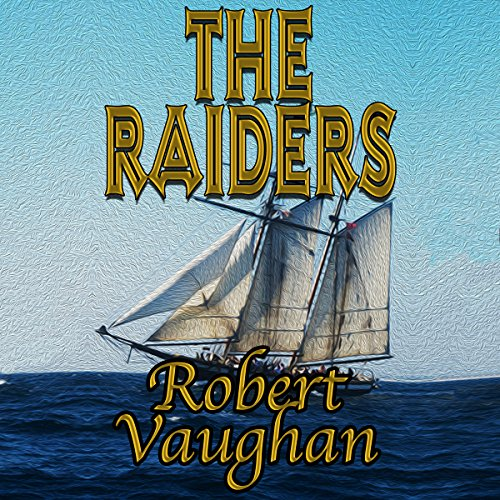 The Raiders audiobook cover art