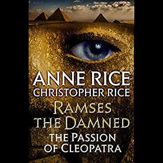 Ramses the Damned: The Passion of Cleopatra audiobook cover art