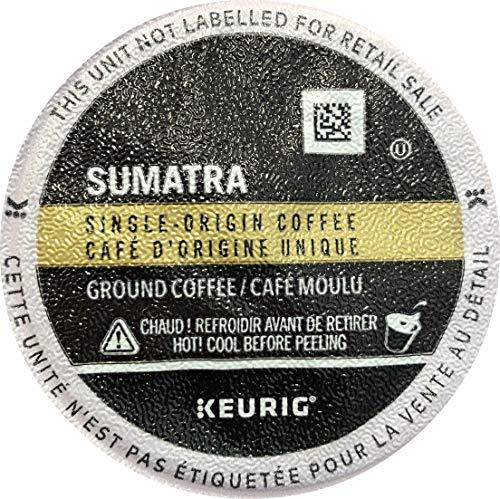 Includes Starbucks Sumatra Coffee (72 K-Cups) - 24...