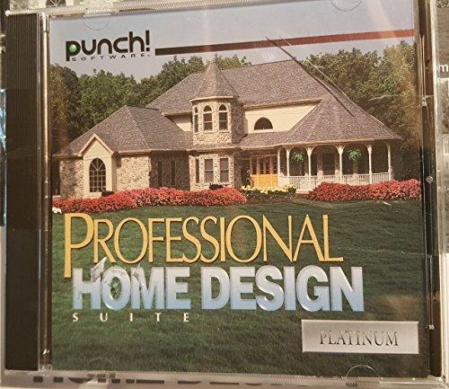 Punch! Professional Home Design Suite Platinum 12 & Master Landscape 10