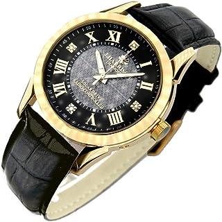 [ジョンハリソン]J.HARRISON 腕時計 シャニング ソーラー 電波 時計 4石天然ダイヤモンド付 (43)